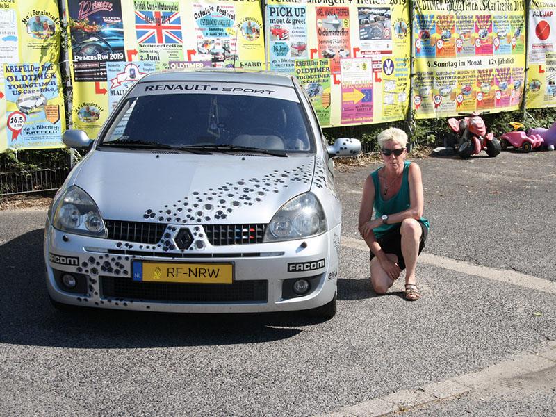 Renault Freunde NRW Mitglieder